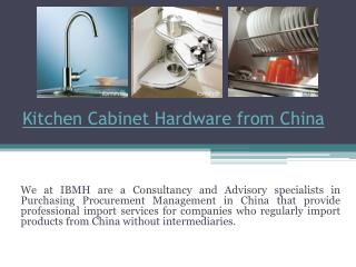 China Door Hardware