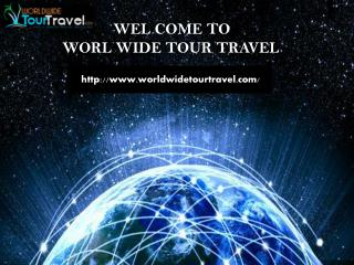 Tour & Travel free quotes