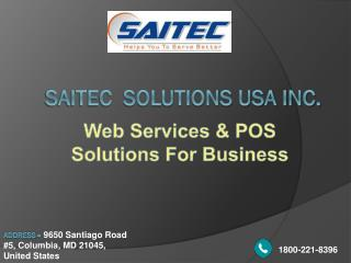 Professional Marketing Agency � Saitec Solutions