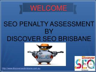 SEO Penalty Assessment Brisbane