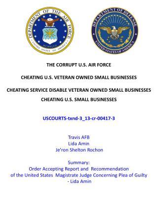 Blog 33  USMC 20150725 Je'Ron Shelton Rochon    USCOURTS-txnd-3_13-cr-00417-3