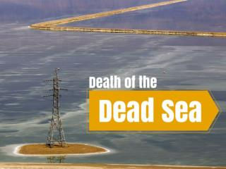 Death of the Dead Sea