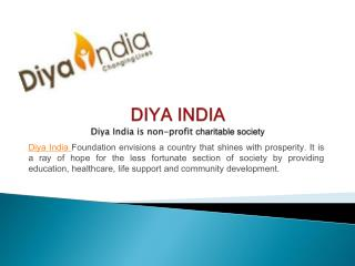 Diya india Foundation