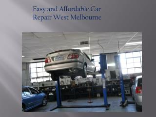 Best Car Repair West Melbourne