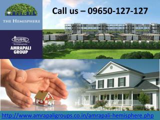 Amrapali Hemisphere Comfortable Villas