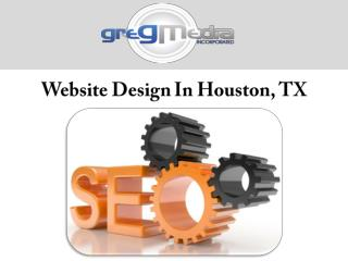 Website Design In Houston, TX