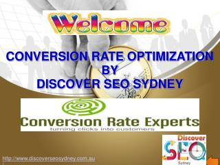 Conversion Rate Optimization Agency Sydney