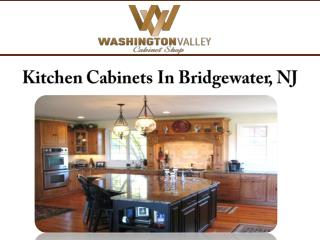 Kitchen Cabinets In Bridgewater, NJ