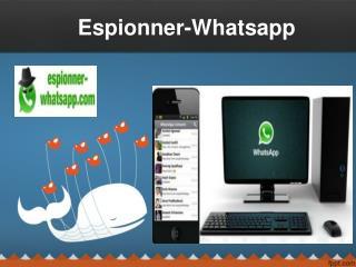 Comment espionner Whatsapp sur Iphone ou Ipad
