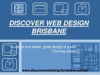 Blog- Discover web design brisbane