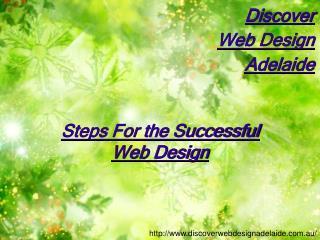 Adelaide web Provides Web Design & graphic design.
