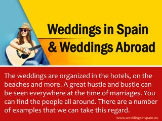 Wedding in Spain, weddingsinspain.eu --2015-07-24