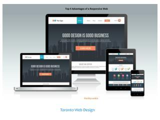 Top 4 Advantages of a Responsive Web Design