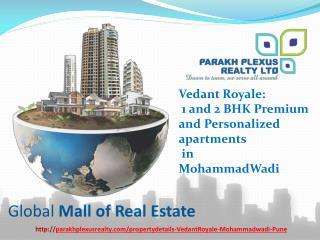 Vedant Royale,Mohammadwadi,Pune by Vedant Developer