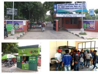 Videocon Telecom Young Manch Chandigarh University