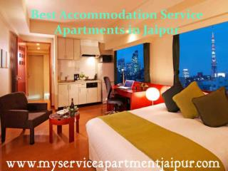 Best Accommodation Service Apartments in Jaipur