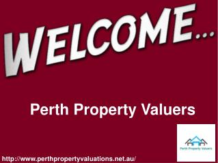Perth Property Valuation service