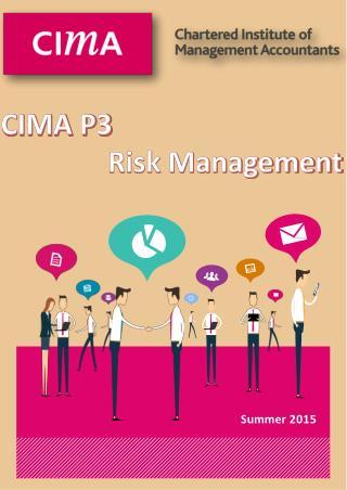Cima P3 Study Material