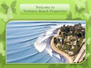 Downtown Ventura Real Estate