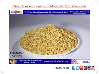 Order Namkeen Online in Mumbai - MM Mithaiwala