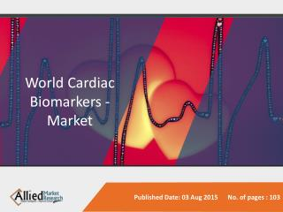 World Cardiac Biomarkers Market Opportunities and Forecast