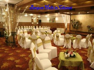 Party halls in T Nagar Chennai, Bookmyfunction, India