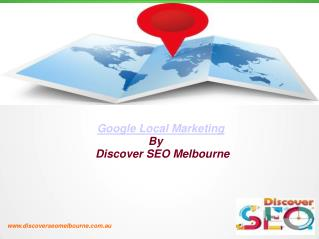 Google Local SEO in Melbourne