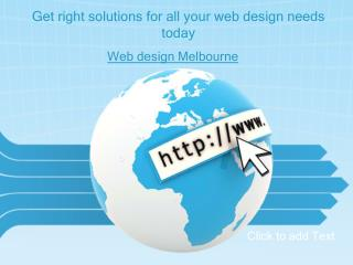 Responsive Design and Web Hosting services