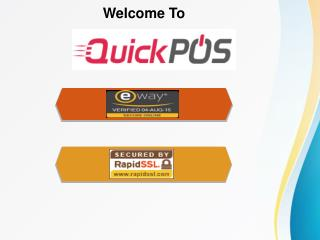 Qucik POS store offer POS Systems at cheap rates in Australia