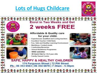 Childcare Centre Palmerston North