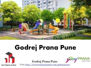Godrej Prana New Housing Project in Undri, Pune