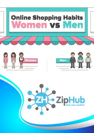 Men vs Women Online Shopping Habits