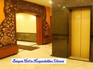Banquet halls in Nungambakkam Chennai, Bookmyfunction India