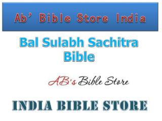 Bible Book store | Ab's Bible Store