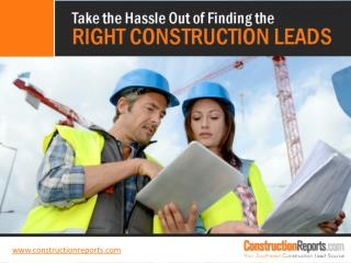 Construction Lead Source Arizona – Find Best Jobs at Best Price!