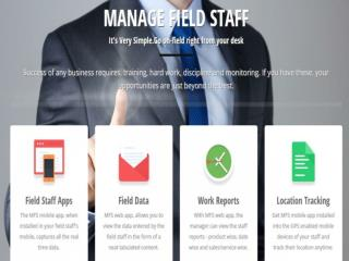 Field Staff Management Software