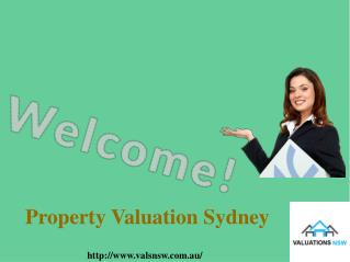 Valuations NSW: Hire Valuation Team