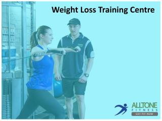 Weight Loss Training Centre