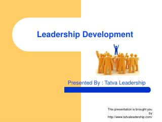 Leadership development program Pune