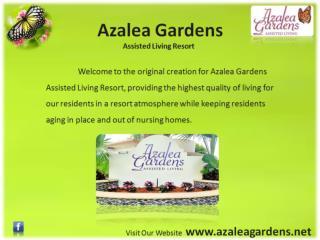 Assisted Living Florida - Azalea Gardens