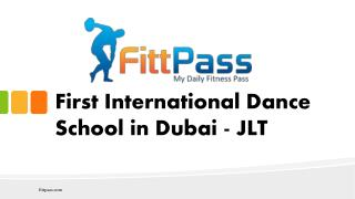 First International Dance School in Dubai - JLT