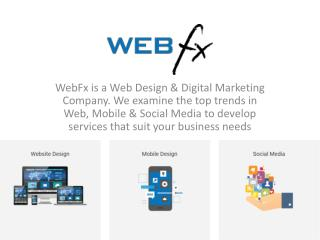 Introducing Web Fx