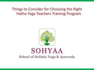 Hatha Yoga Teacher Training Course Goa, India