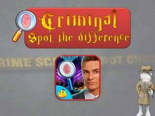 Criminal Spot The Difference