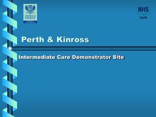 Perth  Kinross
