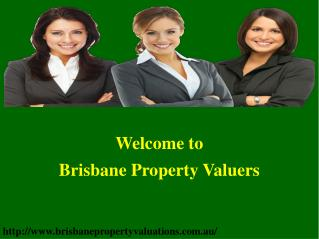 Best Valuation Service with Brisbane Property Valuations