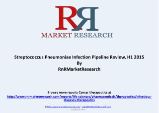 Streptococcus Pneumoniae Infection Pipeline Review, H1 2015