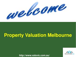 Make Your Valuation Process easy with Valuations VIC