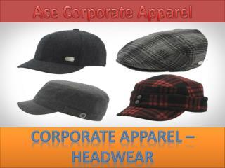 CORPORATE APPAREL- HEADWEAR