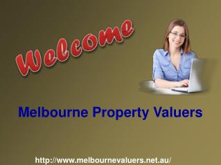 Obtain Pre-sale and Purchase Valuations in Melbourne